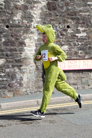 Mayor of Carmarthen Charity run